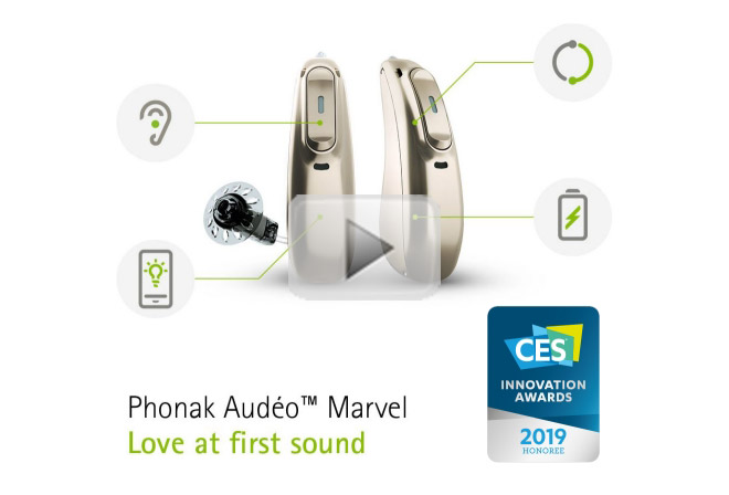 New Features Phonak Marvel 2.0 2019